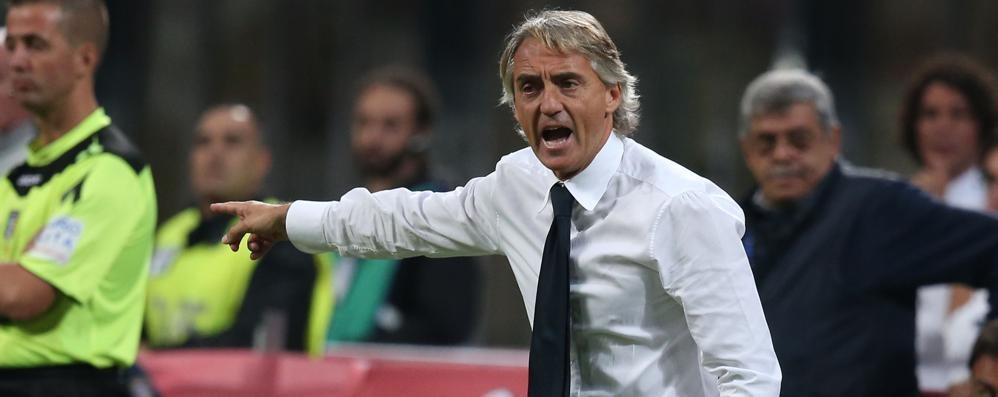 Mancini: «Bergamo campo difficile In casa l'Atalanta crea problemi a tutti»