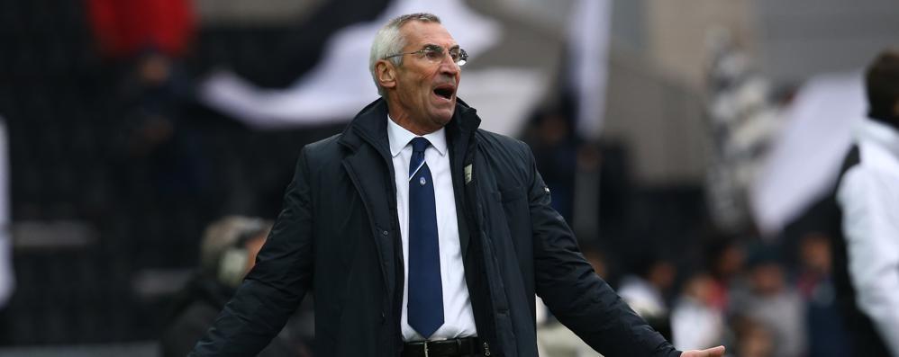 Reja: «Gioco e furore contro l'Inter Diamanti può giocare uno spezzone»