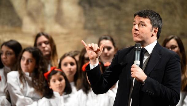 Renzi, Italia non si fa telecomandare