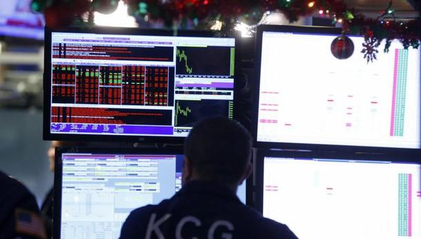 Borsa: Europa in calo, Milano a -2,8%