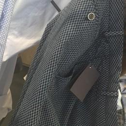Maffeis, non solo camicie Col tessuto Albini fa i pantaloni