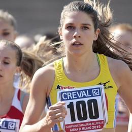 Marta Zenoni da record nei 1.500 E Andrea Motta nell'alto vola a 2,14