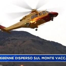 Trovato morto l'escursionista di Parre disperso sul monte Vaccaro