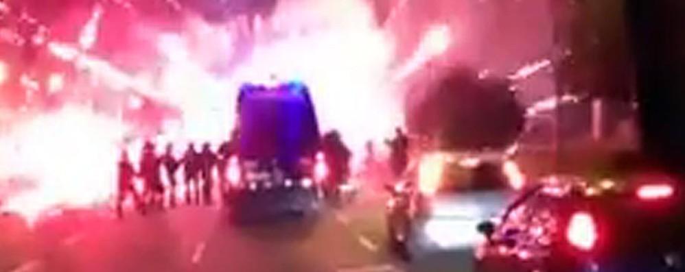Ultrà, arriva il Daspo per i 10 arrestati Gori a Percassi: ora il club sia coerente