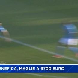 Asta benefica, maglie Atalanta a 9700 euro