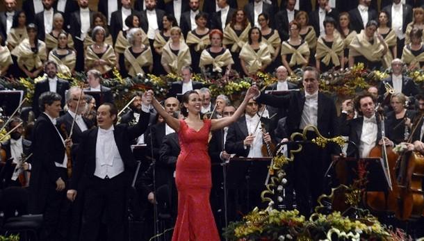 Luisi dirigerà concerto Capodanno Fenice