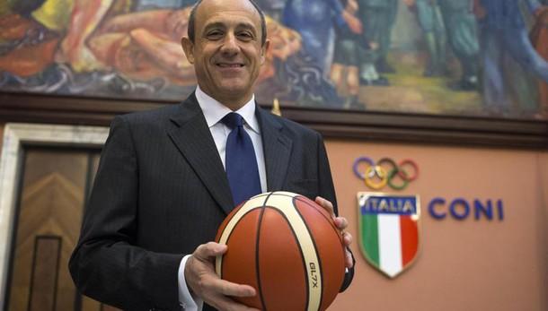 Basket: Messina, sarò vostro Churchill