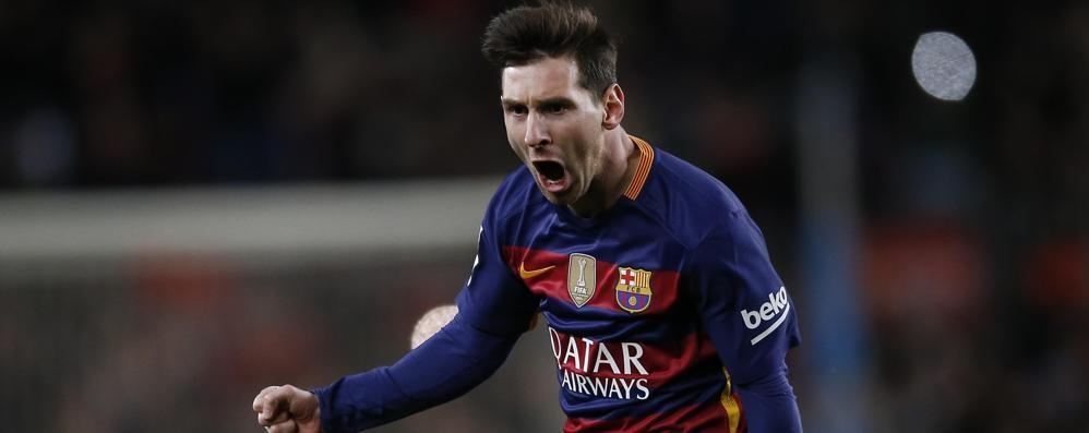 Messi spegne i sogni degli altri: «Sempre al Barcellona» - Video