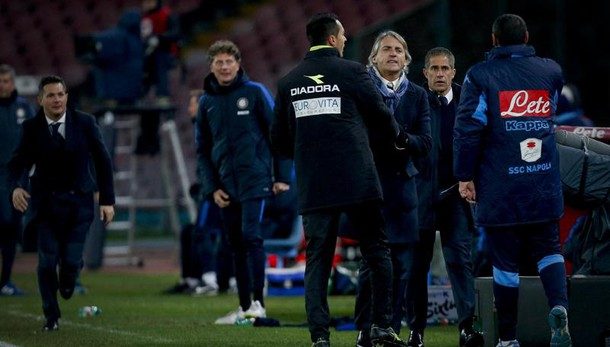 Sarri-Mancini: atti al giudice sportivo