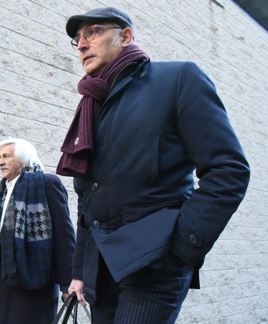 L'avvocato di Bossetti, Salvagni