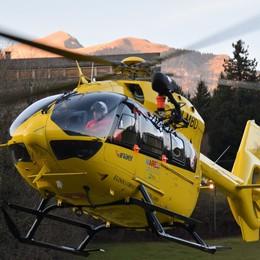 Bloccati nel bosco una zona ripida Due 11enni salvati in elicottero