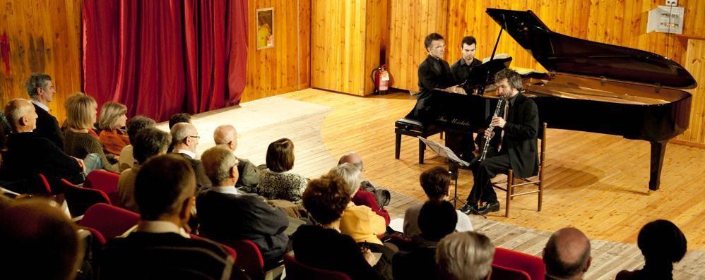 Alzano, restyling dell'auditorium 300 mila euro in zona Cesarini