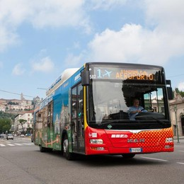 Funicolari chiuse, arrivano i rinforzi Nuovi bus per Città Alta: ecco il percorso