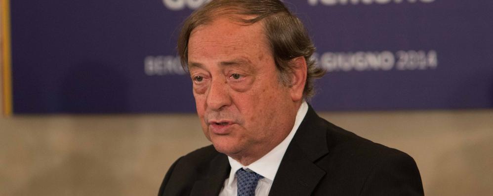 L'ex sindaco Tentorio con Fontana «Alfano aveva promesso 30 agenti»
