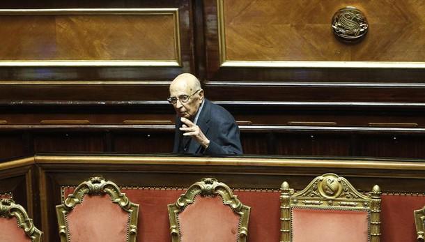 Napolitano, nessuna resa conti Italia-Ue