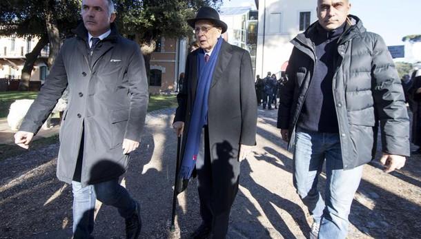 Napolitano, non si mini accordo Schengen