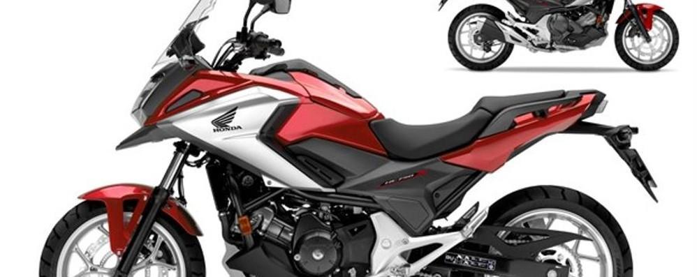 Amata crossover Honda NC750X