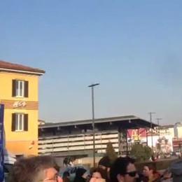 Unioni civili, manifestazione a Bergamo
