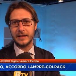 Ciclismo, nasce l'accordo Lampre-Colpack