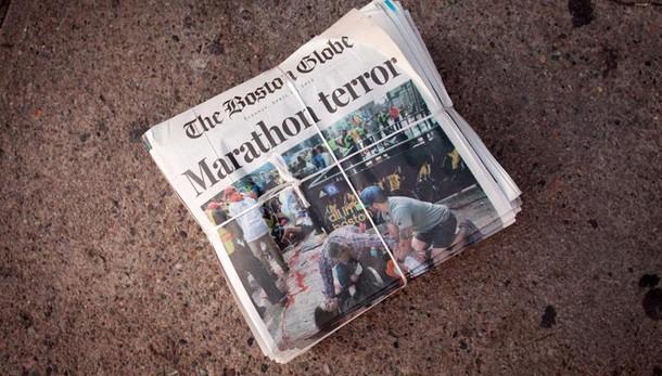 Usa 2016: Boston Globe con Hillary
