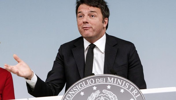 Banche: Renzi, Italia solida, ma fusioni