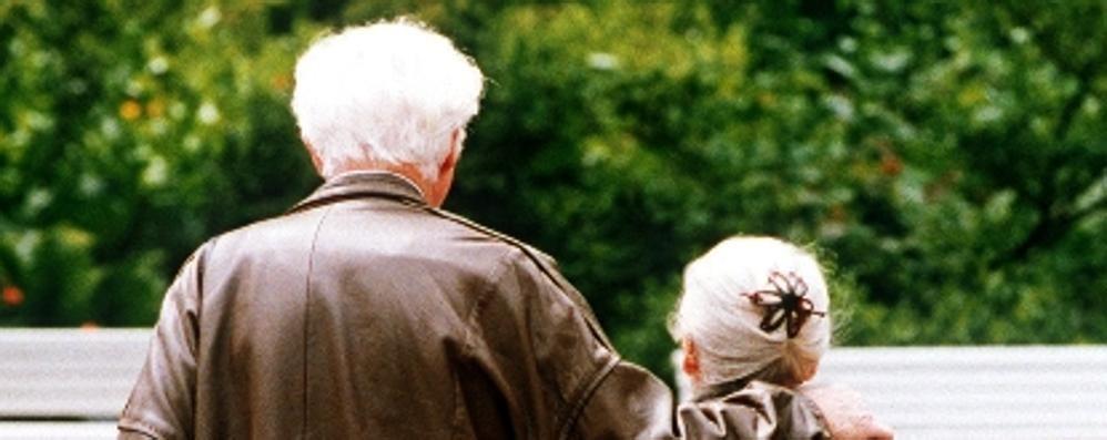 In pensione? Il 31% della popolazione L'assegno medio mensile è di 883 euro
