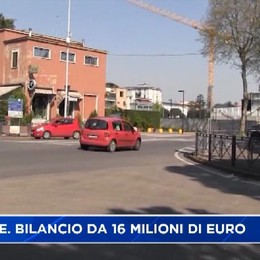 Dalmine. Bilancio da 16 milioni di euro, tra opere pubbliche e sociale