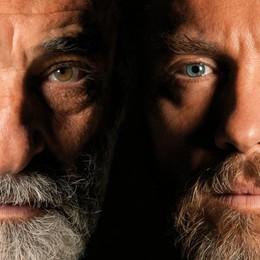 Haber e Boni, che coppia «freudiana» A Bergamo sarà un successo - foto  video