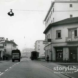 Loreto e quegli anni lontani Ecco com'è cambiata via Broseta