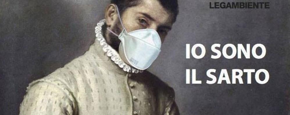 Sesto giorno con lo smog L'inquinamento si fa «social»