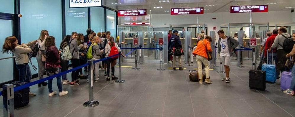 Aeroporto, massimo storico nel 2015 Superati i 10 milioni di passeggeri