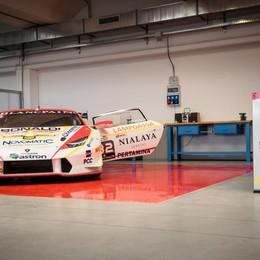 Lamborghini, nuovo reparto Motorsport Doppio impegno per Bonaldi nel 2016