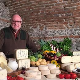 «Melaverde» domenica a Cologno Racconterà le bufale e i loro formaggi