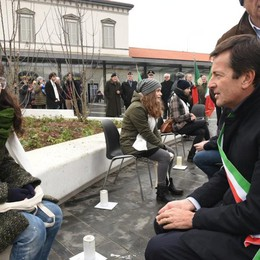 «Per non dimenticare» - foto e video Bergamo e la Giornata della Memoria