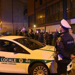 Vigilanza privata di notte in città Gandi: «Reati in calo a Bergamo»