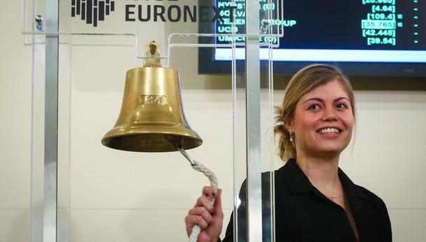 Borsa:Wall Street apre positiva,DJ +0,4%