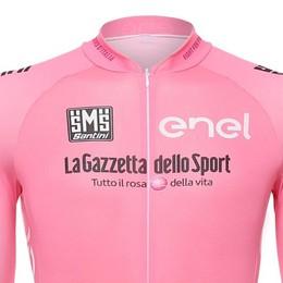 Giro d'Italia, ecco le nuove maglie - video Made in Bergamo con Santini - foto