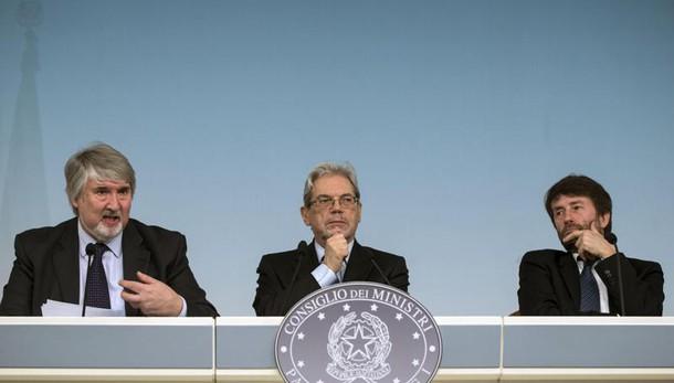 Governo, nominati 7 nuovi sottosegretari