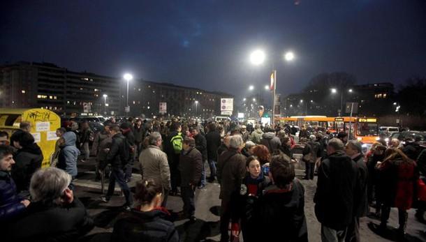 Le Pen a Milano, Salvini, Schengen morto