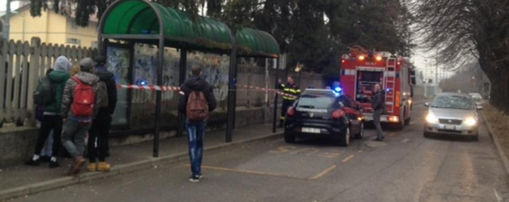 Muore investito dal treno a Romano - Foto Rilievi terminati, ritardi e stop per 26 corse
