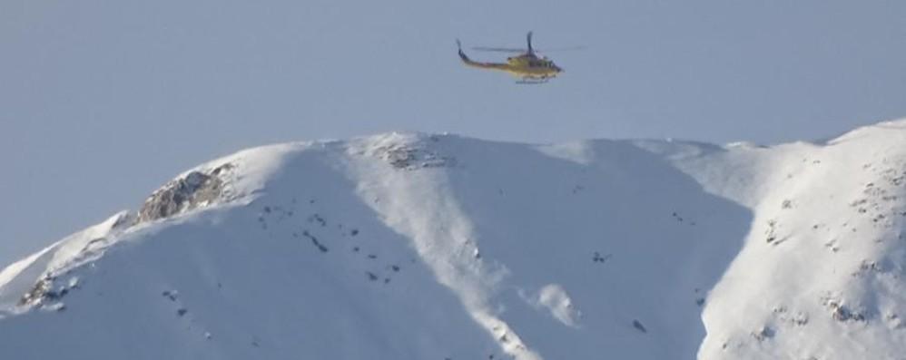 Soccorso alpino, troppe cadute Tanti interventi in Valle Imagna