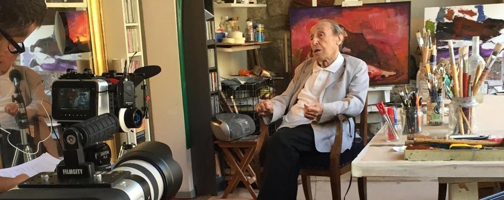 I 100 anni di Trento Longaretti Arriva il film-documentario - Guarda