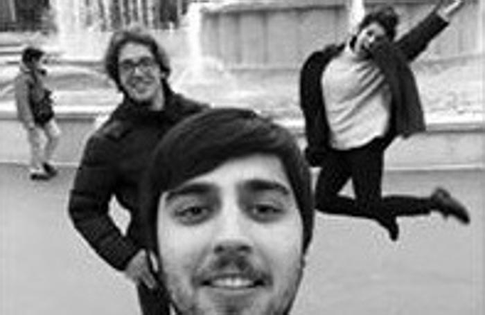 il selfie delle vittime