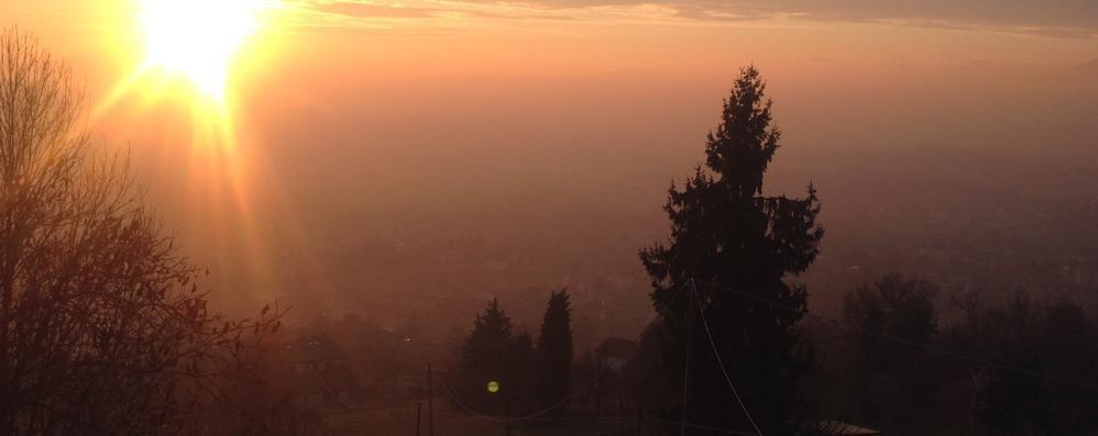 Bergamo, stop agli impianti a legna Un grado in meno per gli altri