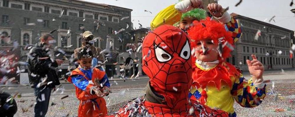 Carnevale Una Grande Festa A Bergamo Mascherine Al Donizetti Il