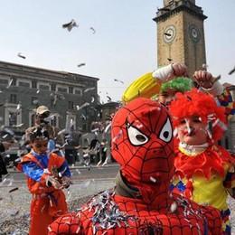 Carnevale: una grande festa a Bergamo Mascherine al Donizetti - il programma
