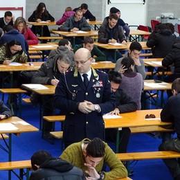 Concorso per 5 posti da vigile Arrivano in 100 da tutta Italia