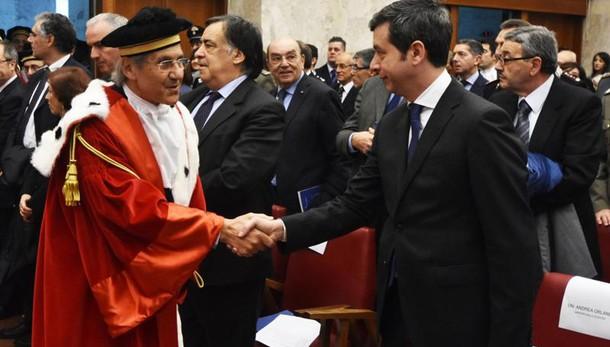 Ministro Orlando duro su 'caso Saguto'