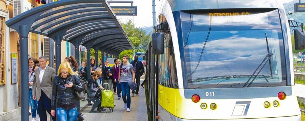 «Prolungare il tram fino a Vertova e realizzare la linea Val Brembana»