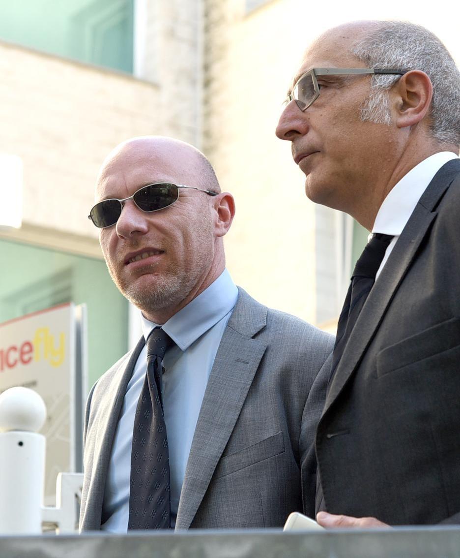 Paolo Camporini e Claudio Salvagni, i legali